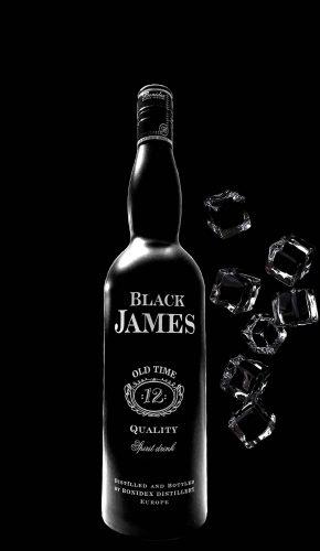 BLACK JAMES
